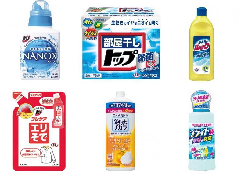 Японская бытовая химия Mukunghwa