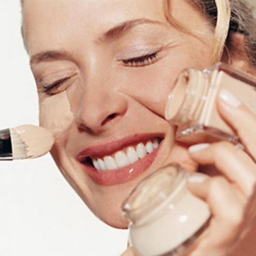 Как подобрать тональный крем под тон лица
