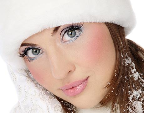 Новогодний макияж за пол часа