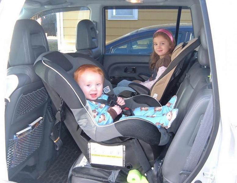 Особенности крепления детского автокресла в автомобиле