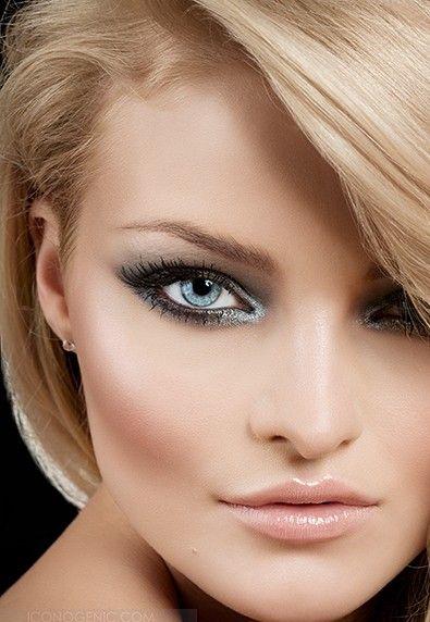 Главная макияж техника макияжа для