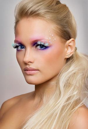 Основы праздничного макияжа