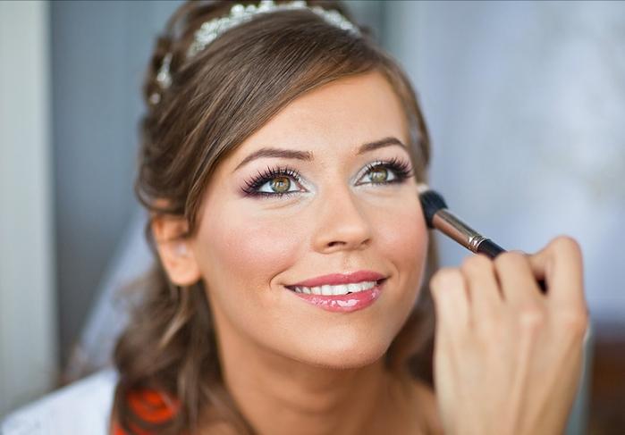 Свадебный макияж 2015: запаситесь терпением