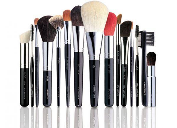 Профессиональные кисти для макияжа: правильный выбор