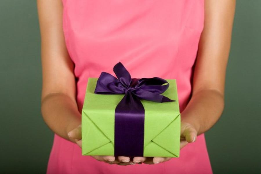 Подарок маме от души
