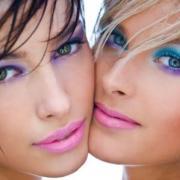 Темный макияж для голубых глаз – ярко, эффектно, неповторимо!