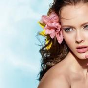 Правила пляжного макияжа