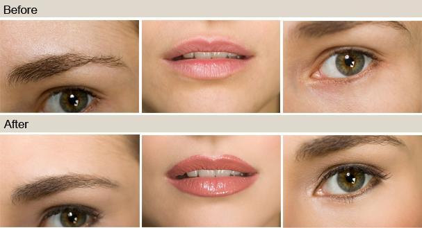 Permanent eye makeup cost