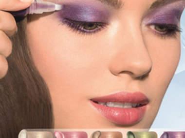 Макияж для карих глаз: тени