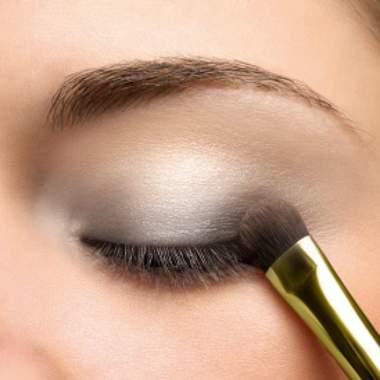 Как красить глаза тенями: инструкция и обучающее видео