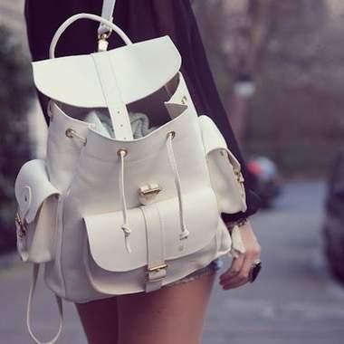 Сезонная изюминка 2015 – маленький женский рюкзак