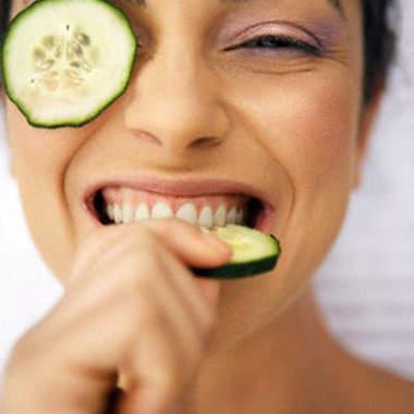 Маски от припухлостей для кожи вокруг глаз, рецепты