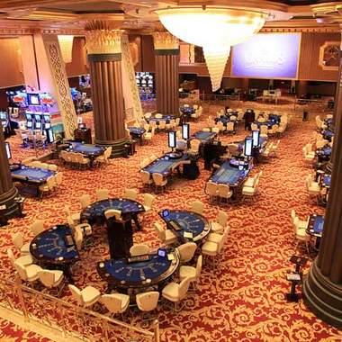 Турция оказалась прародительницей казино