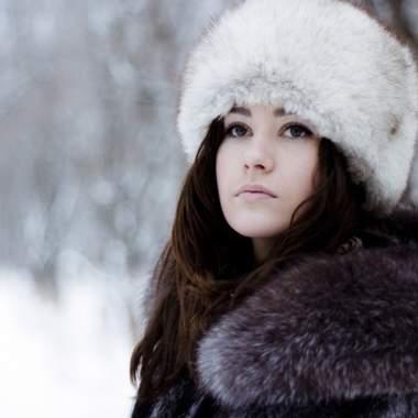 Здоровый цвет лица в зимнее время