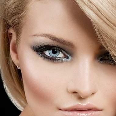 Техника макияжа для зеленых глаз