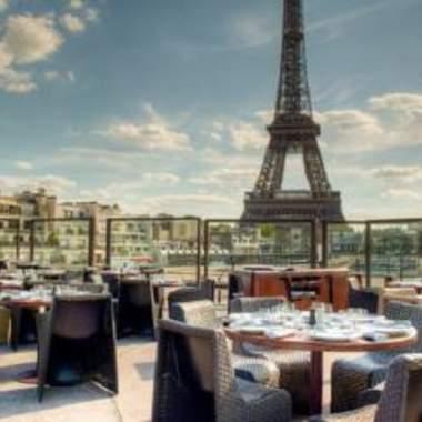 Модные рестораны Парижа