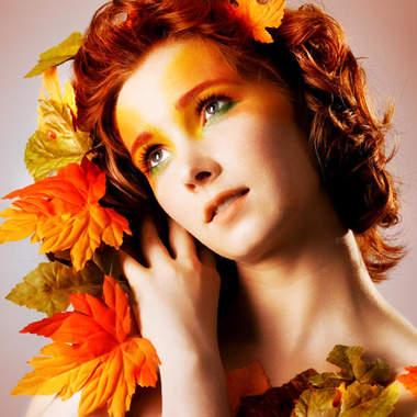 Осенний макияж стучится в двери