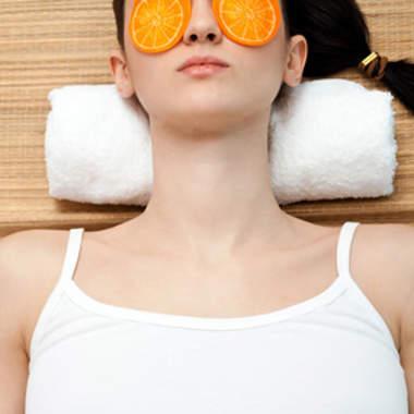 Питательные маски для кожи вокруг глаз, рецепты