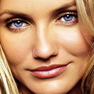 Картинки макияжа для голубых глаз