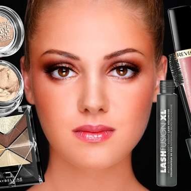 Как подобрать макияж под платье