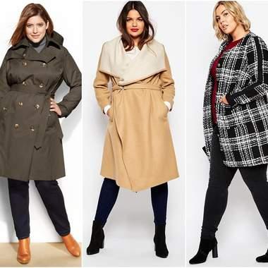 По каким критериям выбирать большую женскую одежду?