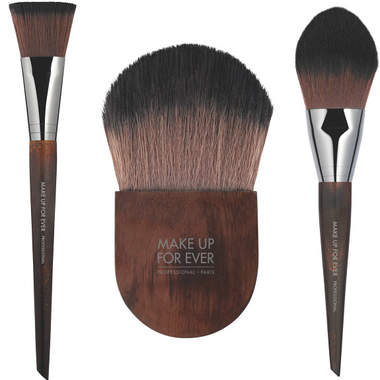 Новая коллекция кистей для макияжа от Make Up For Ever