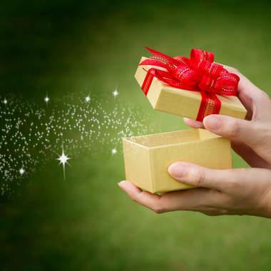 Подарки в честь осенних дней