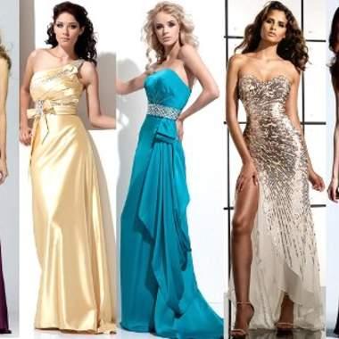 Выбираем выпускные платья в интернет-магазине