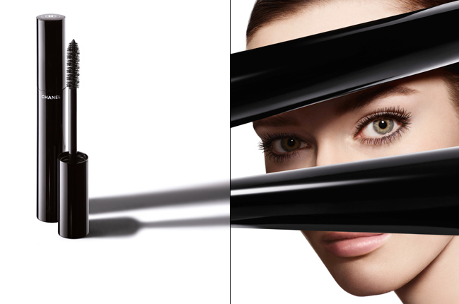 Новая тушь Le Volume de Chanel Mascara.