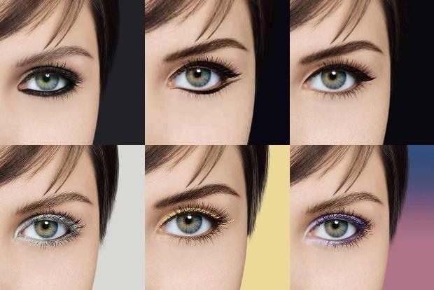 Стрелки для различных типов глаз
