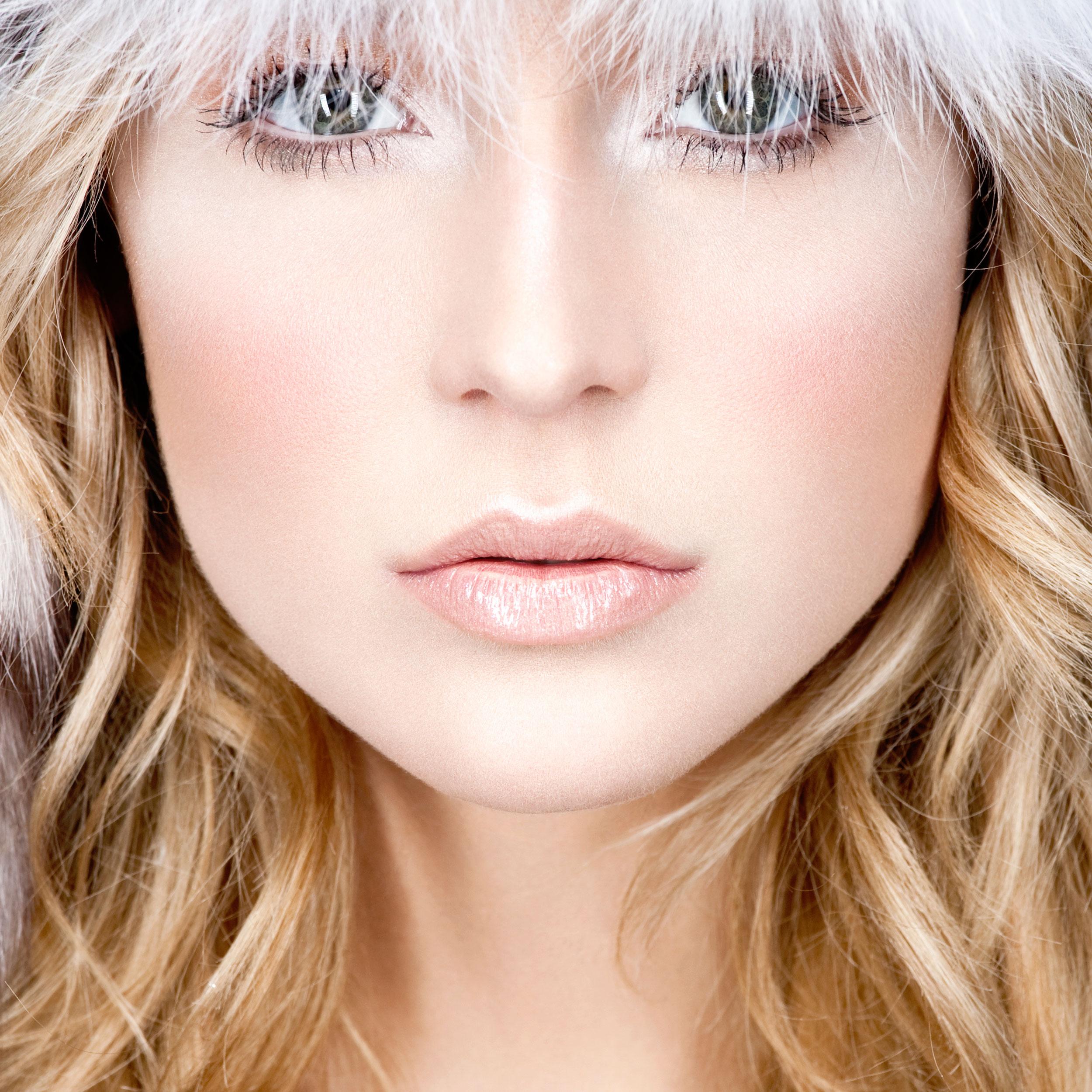 Тенденции зимнего макияжа