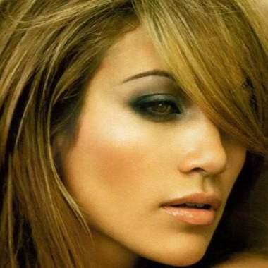 Макияж русые волосы зеленые глаза