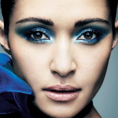 Техника макияжа для карих глаз